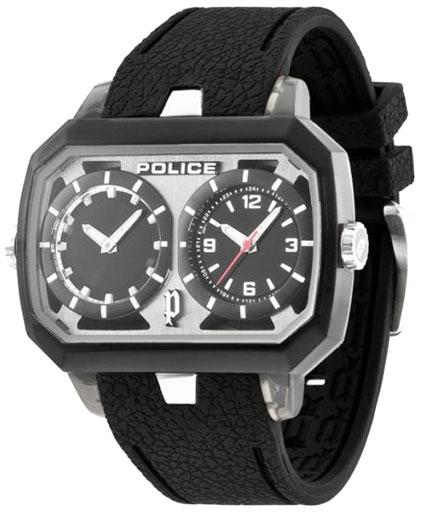 Police Мужские итальянские наручные часы Police PL-13076JPB/02A