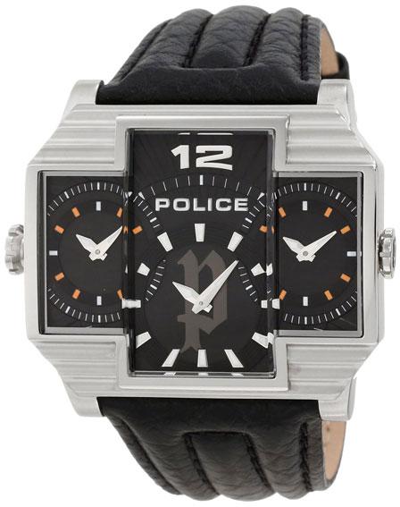 Police Мужские итальянские наручные часы Police PL-13088JS/02