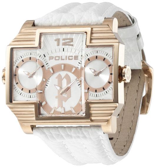 Police Мужские итальянские наручные часы Police PL-13088JSR/04
