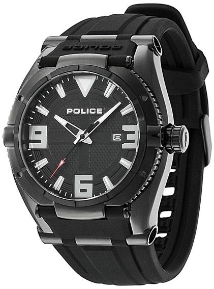 Police Мужские итальянские наручные часы Police PL-13093JSB/02