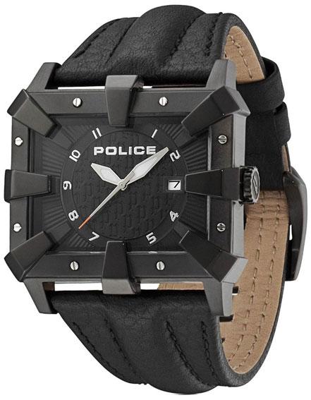 Police Мужские итальянские наручные часы Police PL-13400JSB/02