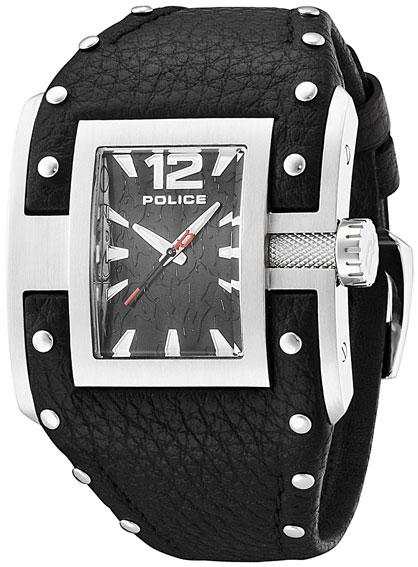 Police Мужские итальянские наручные часы Police PL-13401JS/02