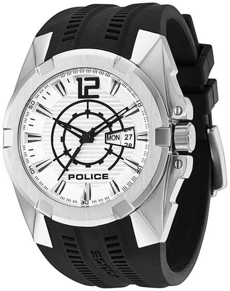Police Мужские итальянские наручные часы Police PL-13421JS/04