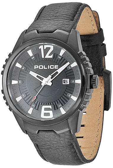Police Мужские итальянские наручные часы Police PL-13592JSB/02