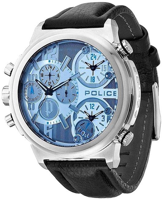 Police Мужские итальянские наручные часы Police PL-13595JSQBZ/13