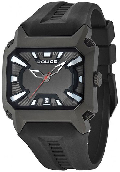 Police Мужские итальянские наручные часы Police PL-13600JSB/61