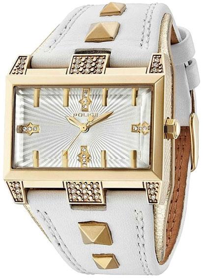 Police Унисекс итальянские наручные часы Police PL-13662JSG/04