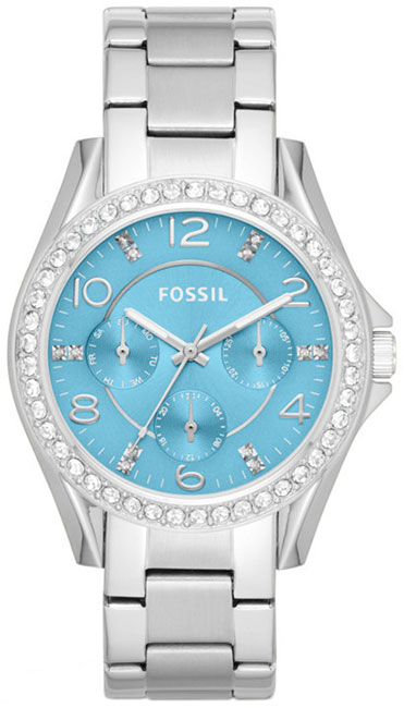 Fossil Fossil ES3529 женские часы fossil es3203