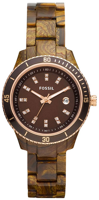 Fossil Fossil ES3092 женские часы fossil es3203