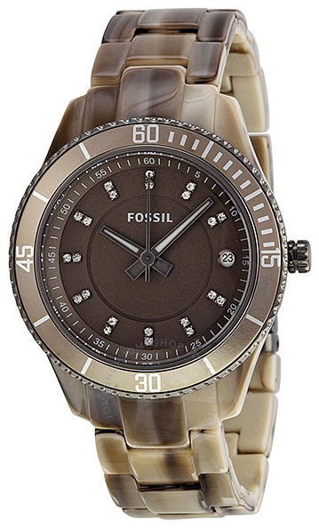 Fossil Fossil ES3089 женские часы fossil es3203