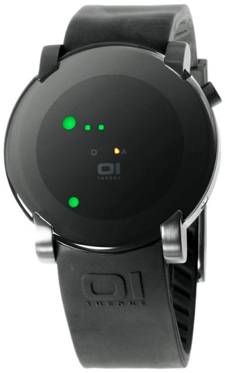 The One Унисекс немецкие наручные часы The One GRR213G3