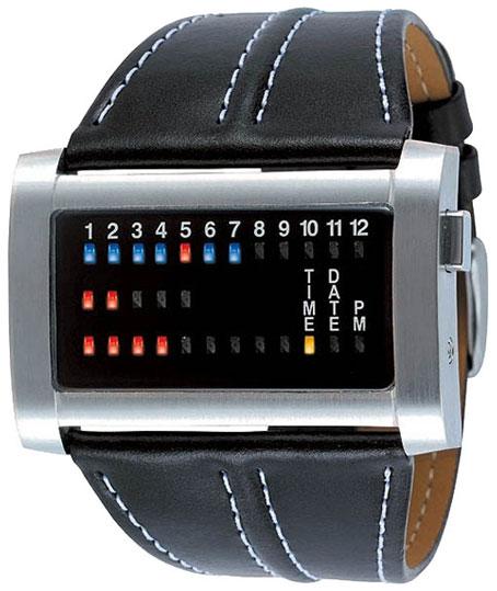 The One Унисекс немецкие наручные часы The One IRH102RB1
