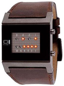 The One Мужские немецкие наручные часы The One KT1109R1