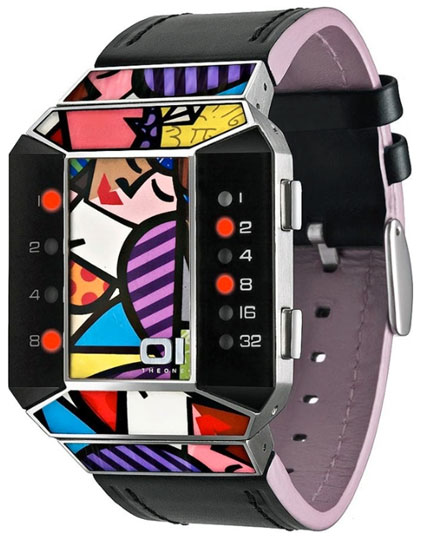 The One Унисекс немецкие наручные часы The One SC123R1