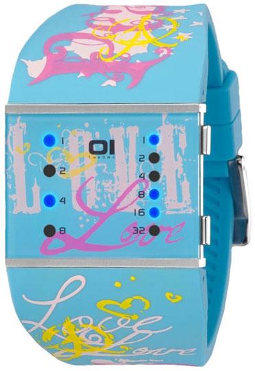 The One Унисекс немецкие наручные часы The One SLSL136B3