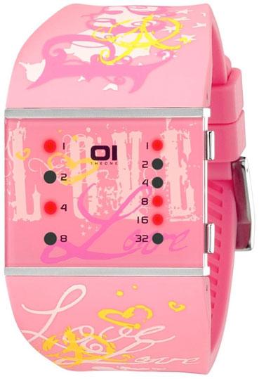 The One Унисекс немецкие наручные часы The One SLSL138R3