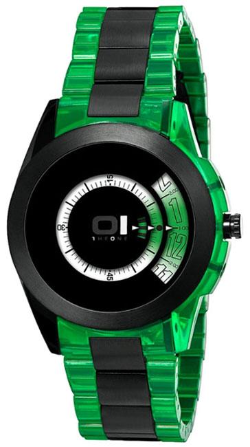 The One Унисекс немецкие наручные часы The One AN08G10
