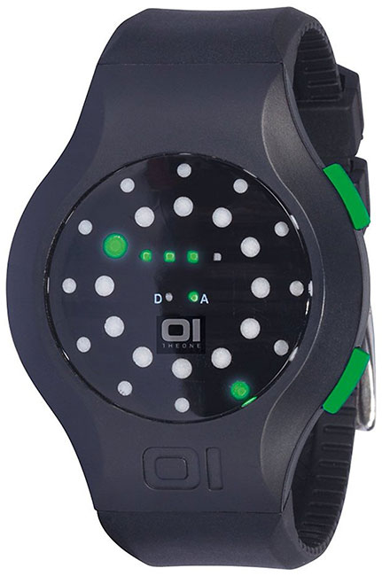 The One Унисекс немецкие наручные часы The One MK202G3