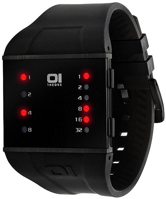 The One Унисекс немецкие наручные часы The One SLS202R3