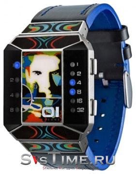 The One Унисекс немецкие наручные часы The One SC112B1