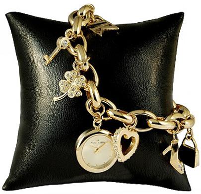 Anne Klein Anne Klein 7604 CHRM anne klein часы anne klein 1868gbst коллекция fashion time