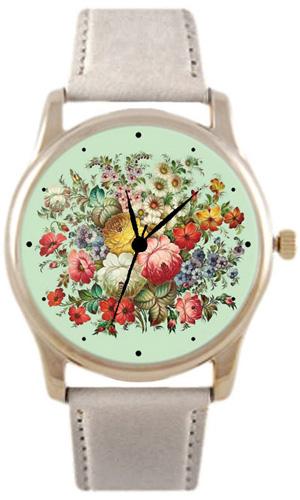 Shot Дизайнерские наручные часы Shot Concept Светлый Узор