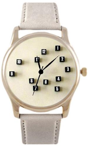 Shot Дизайнерские наручные часы Shot Concept Кубы времени