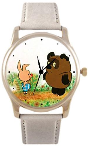 Shot Дизайнерские наручные часы Shot Concept Винни и Пятачок