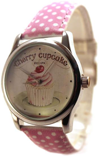 Shot Style Cupcake