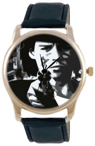 Shot Дизайнерские наручные часы Shot Concept Dead Man черн. рем.