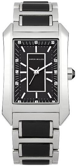Karen Millen Женские английские наручные часы Karen Millen KM119BM