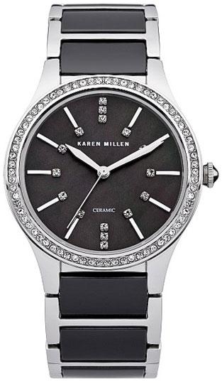 Karen Millen Женские английские наручные часы Karen Millen KM122BM