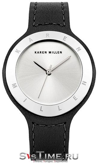 Karen Millen Женские английские наручные часы Karen Millen KM134BS
