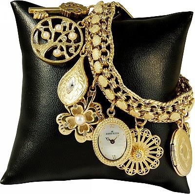 Anne Klein Anne Klein 8096 CHRM anne klein часы anne klein 1868gbst коллекция fashion time