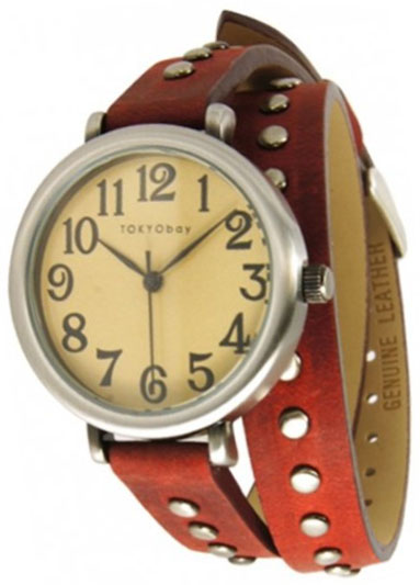 Tokyobay Женские наручные часы Tokyobay TL427-RD