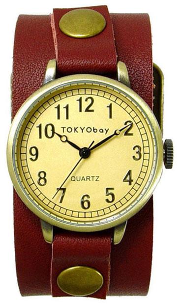 Tokyobay Женские наручные часы Tokyobay T880-RD