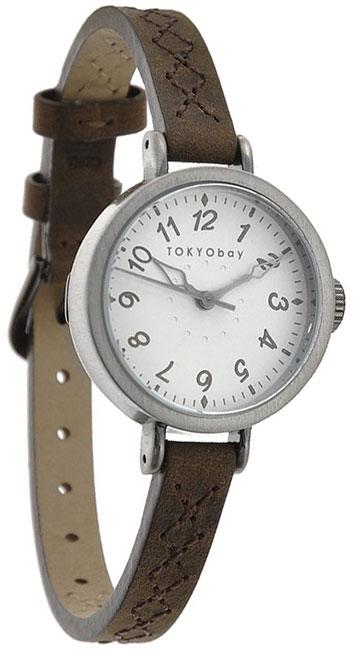 Tokyobay Женские наручные часы Tokyobay T528-BR