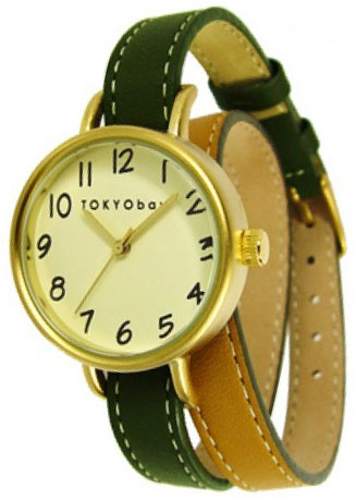Tokyobay Tokyobay T521-GR tokyobay часы tokyobay t233 gr коллекция obi