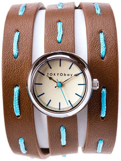 Tokyobay Женские наручные часы Tokyobay T7322-BR