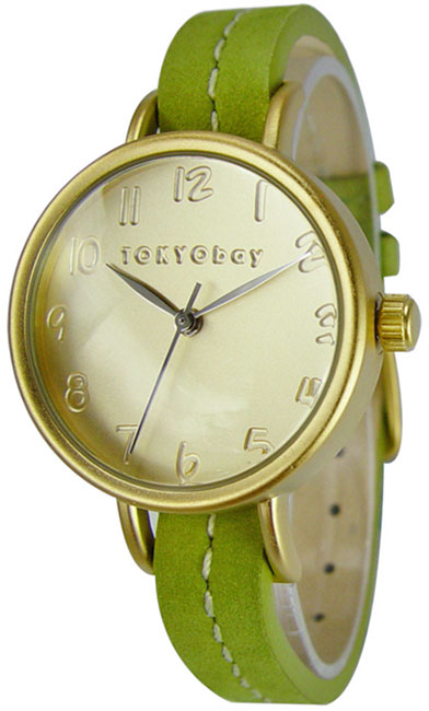Tokyobay Женские наручные часы Tokyobay T508-GR