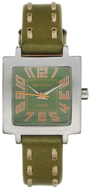 Tokyobay Tokyobay T205-GR tokyobay часы tokyobay t233 gr коллекция obi