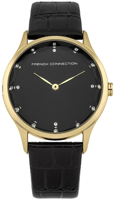 French Connection French Connection FC1229BB женские часы french connection fc1230bg ucenka
