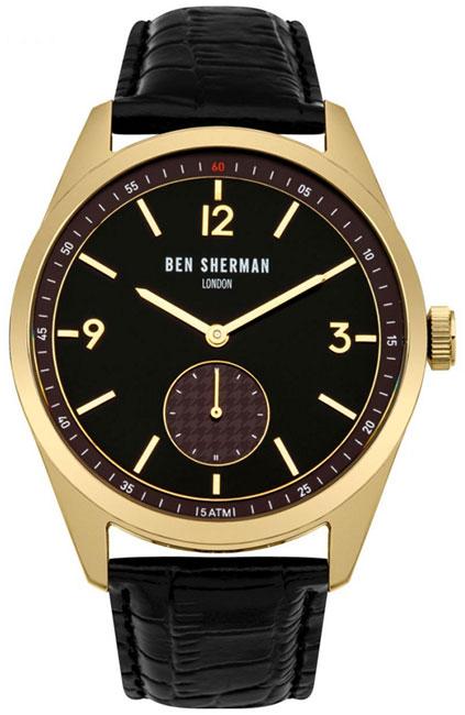 Ben Sherman Ben Sherman WB052BGA мужские часы ben sherman wbs105b