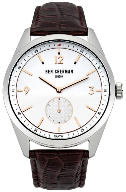 Ben Sherman Ben Sherman WB052BRA часы наручные ben sherman часы