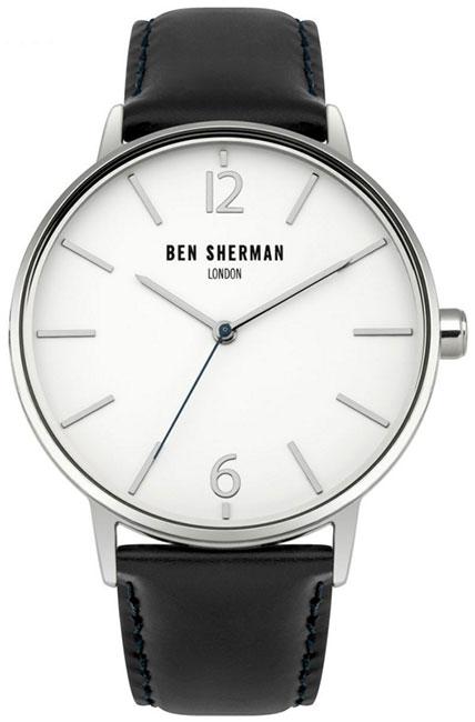 Ben Sherman Ben Sherman WB059BUA часы наручные ben sherman часы