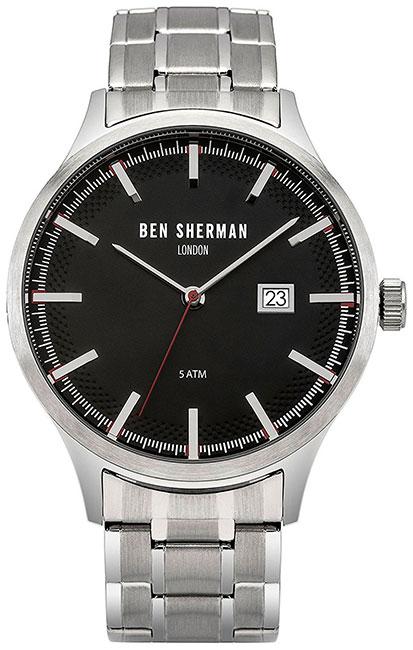 Ben Sherman Ben Sherman WB056BSMA часы наручные ben sherman часы