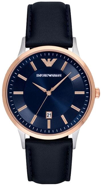 Emporio Armani Emporio Armani AR2506 мужские часы emporio armani ar2506
