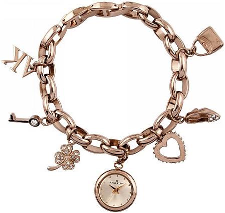 Anne Klein Anne Klein 7604 RGCH anne klein часы anne klein 1868gbst коллекция fashion time