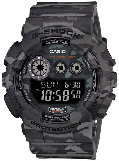 Casio Casio GD-120CM-8D наручные часы casio gd 120cm 5e
