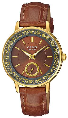Casio Casio LTP-E408GL-5A casio часы casio ltp e408gl 5a коллекция analog